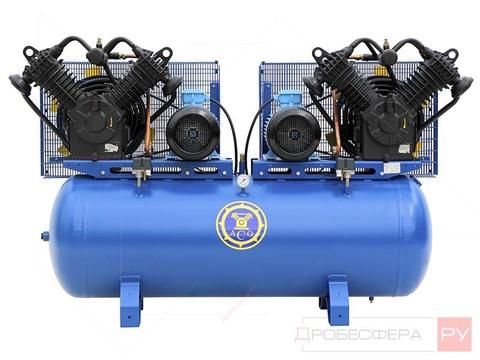 Поршневой компрессор АСО К3М