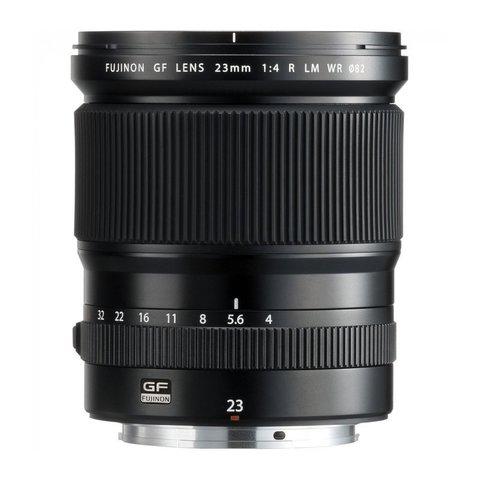 Fujifilm GF 23mmF4 R LM WR