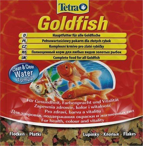 Tetra Goldfish Holiday (брикет желе)  Корм продленного действия для золотых рыб 12г