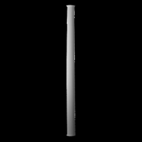 Ствол (полуколонна) Европласт из полиуретана 1.16.081, интернет магазин Волео