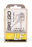 Парафин низкофтористый SkiGo LF Yellow, +20/-1, 60 г