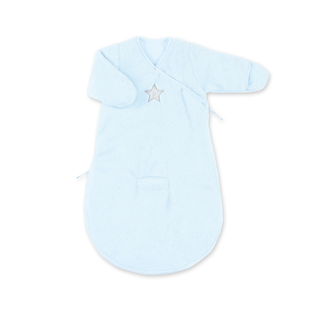 Спальный конверт  Magic Bag Bemini Softy Stary  frost 0-3 месяца