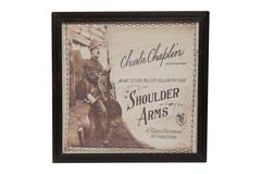 Настенный декор Secret De Maison Чаплин (CHAPLIN) ( mod. M-6685 )