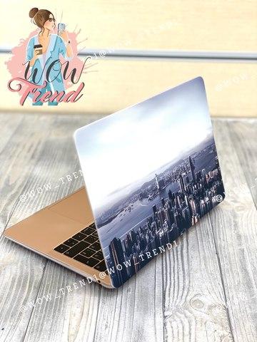 Накладка пластик MacBook Pro 13,3 Retina /picture city/ DDC