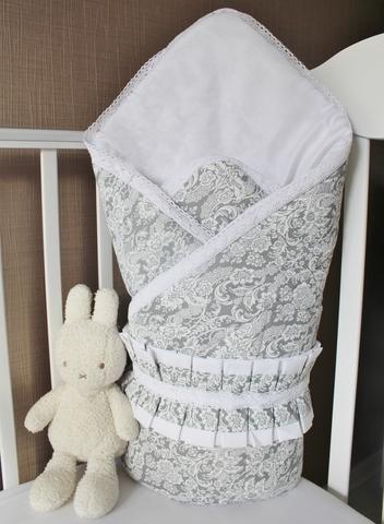 Одеяло - конверт на выписку Сумерки