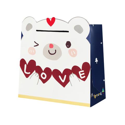 Пакет Love Animals White