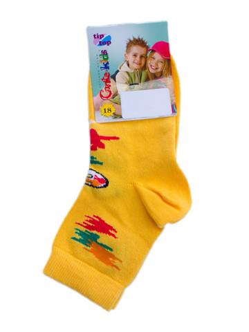 Купить носки детские Tip Top желтые