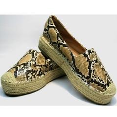 Эспадрильи Lily shoes Q38snake.