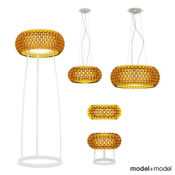 Foscarini caboche table lamp small for Caboche foscarini