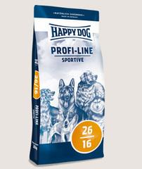 Happy Dog Profi-Line Sportive 26/16 для взрослых собак с умеренными нагрузками