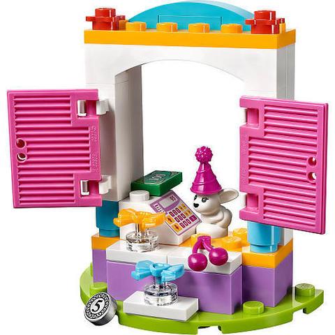 LEGO Friends: День рождения: Магазин подарков 41113 — Party Gift Shop — Лего Френдз Друзья Подружки