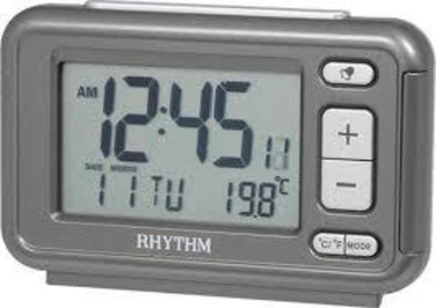 Часы-будильник Rhythm LCT066NR08