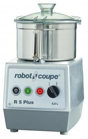 Куттер Robot Coupe R5 PLUS