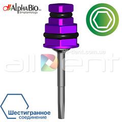 Отвертка шестигранная 1.25 мм   под динамометрический ключ