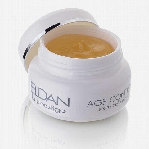 Eldan AGE CONTROL stem cells mask, Anti-age гель-маска «Клеточная терапия», 100 мл.