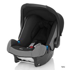 Комплект 2 в 1: автокресло Romer Baby-Safe + База Baby-Safe ISOFIX Base для автокресла Baby-Safe Plus (Ромер)