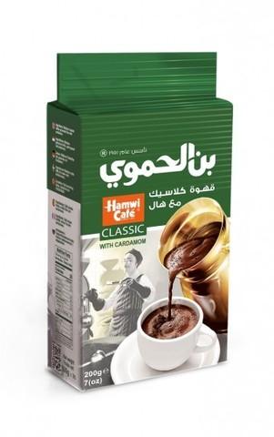 Арабский кофе с кардамоном, Hamwi Cafe, 200 г