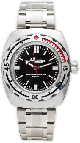 """Купить Наручные часы Восток """"Амфибия"""" 090916 по доступной цене"""