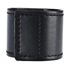 Хомут-утяжка для мошонки BlueLine VELCRO BALL STRETCHER (d. 4 см.)