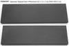 Черный арканзас 25 x 7,5 x 1 см