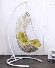 Подвесное кресло Lite White