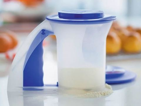 Сито для муки tupperware
