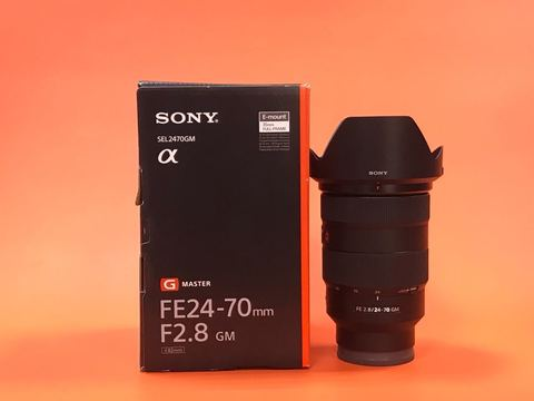 Sony FE 24-70mm f/2.8 GM (SEL2470GM) комиссия