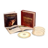 Howard Shore / The Lord Of The Rings: The Fellowship Of The Ring - The Complete Recordings (3CD+Blu-ray Audio)
