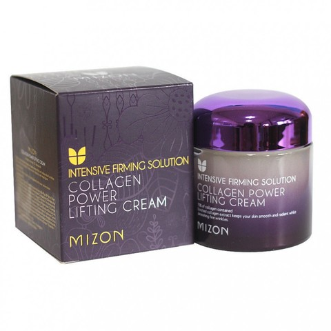 MIZON Коллагеновый лифтинг-крем для лица Collagen Power Lifting Cream (75мл)