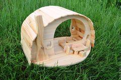 Кукольный домик «Три медведя»