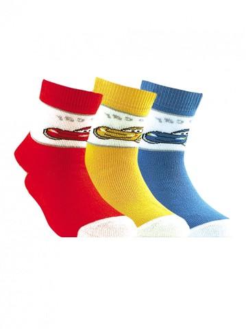 Детские носки Sof-Tiki 7С-46СП (махровые) рис. 095 Conte Kids