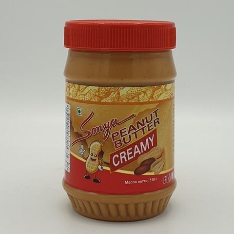 Арахисовая паста Мягкая SONYA, 510 гр