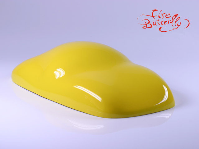 Краска для аэрографии Fire Butterfly Yellow (Жёлтый), 1л