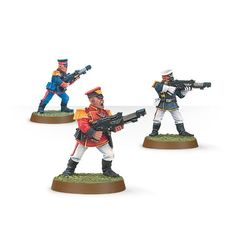 Mordian Iron Guard Squad