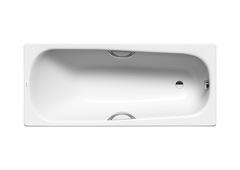 Ванна Kaldewei Saniform Plus Star 336 170х75 отверстия под ручки, anti-sleap, easy-clean