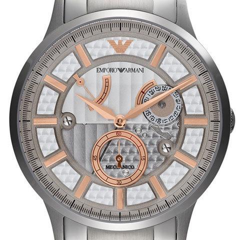 Купить Наручные часы Armani AR4663 Meccanico по доступной цене