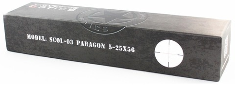 VECTOR OPTICS PARAGON 5-25X56