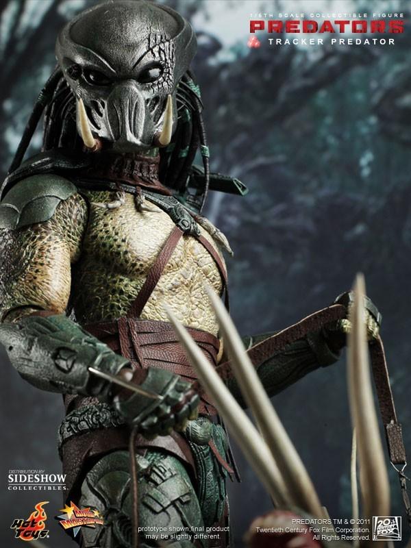 Predators 2010 - Predator Tracker with Hound