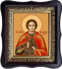 Александр Римский мученик. Икона на холсте.