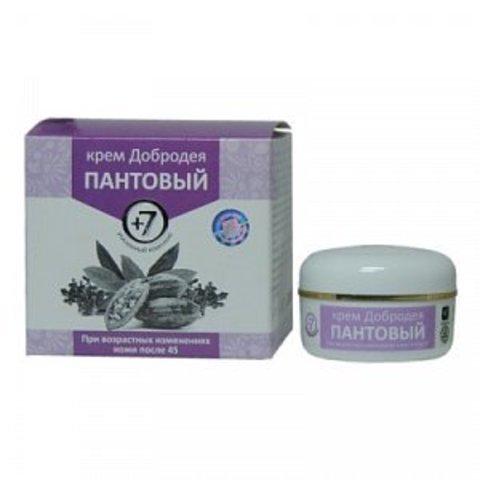 Крем Добродея пантовый 7+, Сашера-Мед, 25 мл
