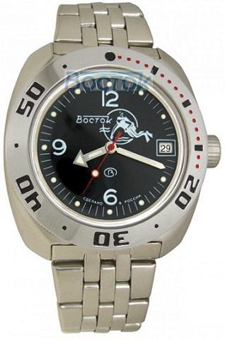 """Купить Наручные часы Восток """"Амфибия"""" 710634 по доступной цене"""