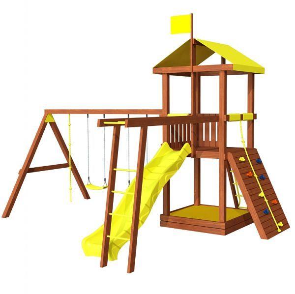 Детские площадки Детская игровая площадка «Джунгли 4Р» Джунгли_4Р_opt.jpg