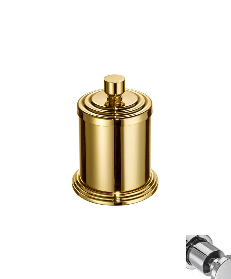 Ванная Емкость для ватных дисков Windisch Scala хром emkost-dlya-vatnyh-diskov-windisch-scala-hrom-ispaniya.jpg