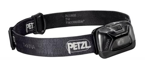 Фонарь светодиодный налобный Petzl Tikkina черный, 150 лм
