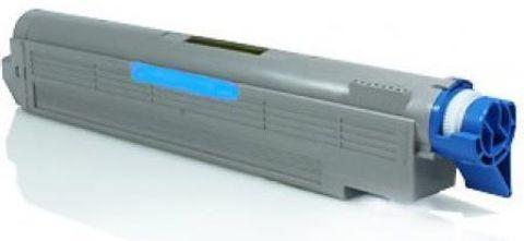 OKI TONER-C-ES9410/PRO9420WT - Тонер голубой для принтера Pro9420WT (44036027)