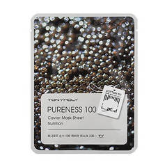 Tony Moly Pureness 100 Mask Sheet отзывы