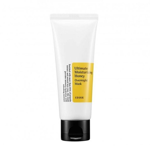 Медовая ночная маска для лица Cosrx Ultimate Moisturizing Honey Overnight Mask