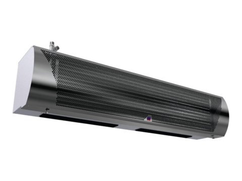 Водяная тепловая завеса Тепломаш КЭВ-20П2111W Комфорт 200 (Длина 1,0м)