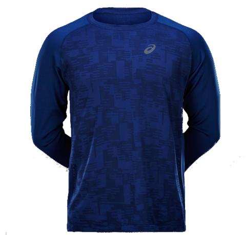 Беговая рубашка Asics LS Seamless Top мужская