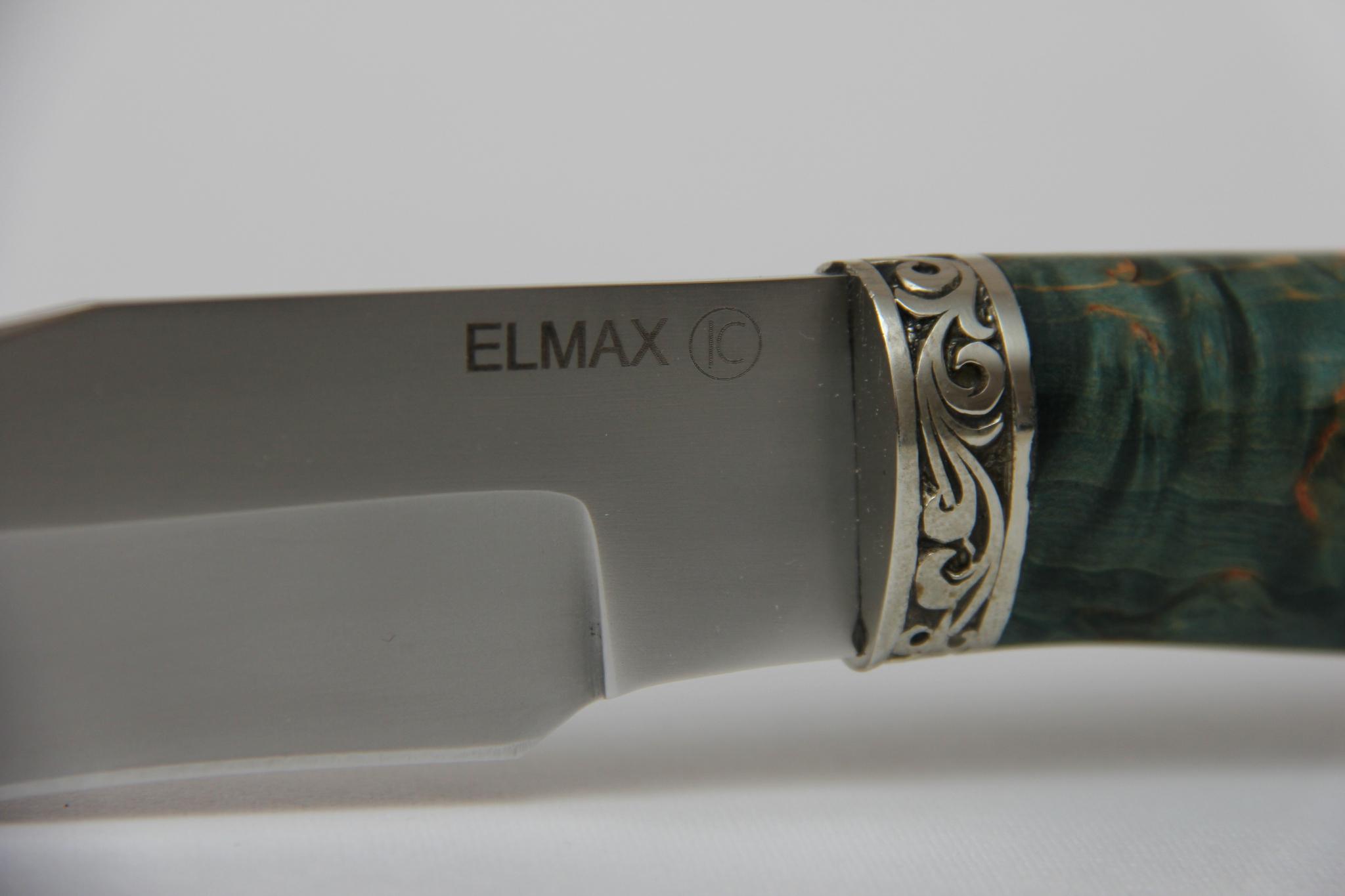 Нож от мастерской Князевых